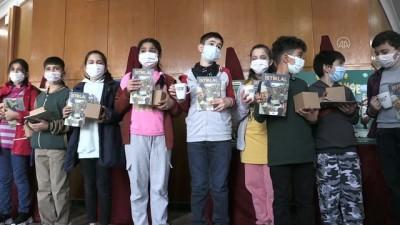edebiyat - KAHRAMANMARAŞ -101 bin öğrenciye 101 bin kitap dağıtıldı