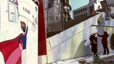 koprulu -  Nalbantoğlu kadınlarla renklendi