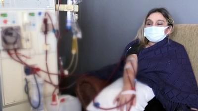 ORDU - Böbrek yetmezliği olan karısının diyaliz tedavisini 10 yıldır evde uyguluyor