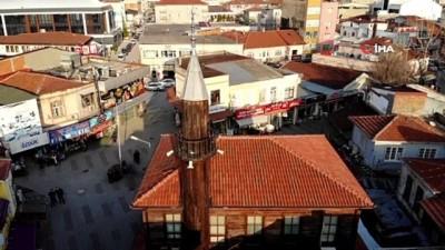 ali il -  Tarihi çarşı içerisindeki 270 yıllık cami