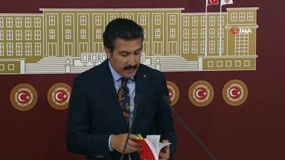 """milletvekili -  AK Parti Grup Başkanvekili Cahit Özkan: """"Milli irade tecelli edecek. Görüşmelere kaldığımız yerden devam edeceğiz"""""""