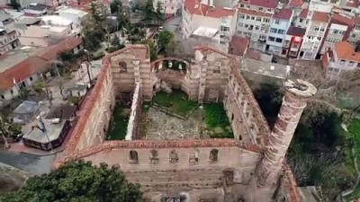padisah -  Ayasofya'dan 100 yıl eski İmrahor Camii içler acısı halde