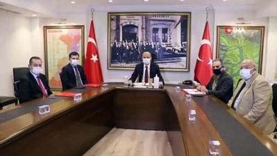 Edirne'de yeni huzurevi inşasının protokolü imzalandı
