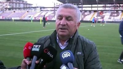 """Rahmi Vardı: 'Boupendza'nın testi negatif, Galatasaray maçında oynayabilecek"""""""
