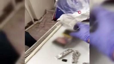 Tavşanlı'da uyuşturucu taciri tutuklandı