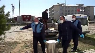 asad -  Tırın dorsesinde 218 düzensiz göçmen yakalandı
