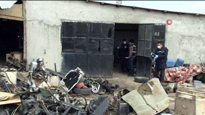 market -  5 Kişinin yaralandığı patlamanın nedeninin kesilmek istenen LPG tankı olduğu ortaya çıktı