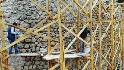 cekim -  Amasya'da 2400 yıllık surlar restore ediliyor