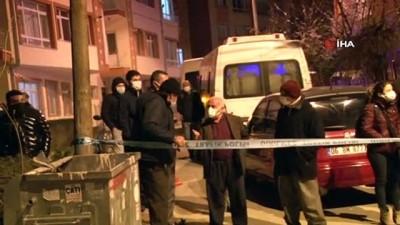 guvenlik onlemi -  Ankara'da çökme tehlikesi olan 8 katlı apartman ve çevresindeki 15 bina boşaltıldı