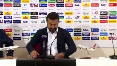 """Bülent Uygun: """"Rakibimize çok fazla pozisyon vermedik"""""""