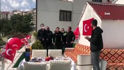 asad -  Bursa'da polise 10 Nisan sürprizi