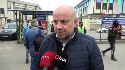 """Hasan Yavuz Bakır: """"Maalesef şanssızlık üzerimizdeydi"""""""