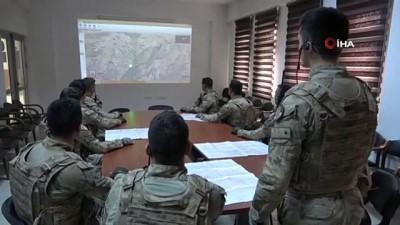 Mehmetçik operasyona böyle gidiyor... Huzur kentine dönüşen Tunceli kırsalı Eren-7 operasyonuyla temizleniyor