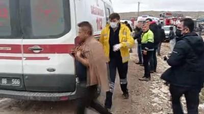 market -  Organize sanayi bölgesinde LPG tankı patladı: 5 yaralı