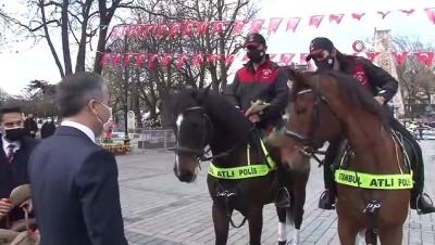 guvenlik gucleri -  Türk Polis Teşkilatı'nın 176. yıl dönümü kutlandı
