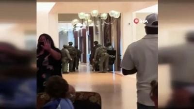 silahli saldiri -  - Hawaii'de lüks bir otelde silahlı saldırı