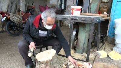 Şanlıurfa'da Nisan soğukları vatandaşı üşüttü