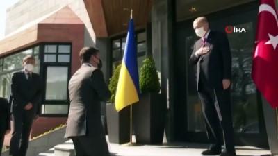 yukselen -  - Zelenskiy'den Erdoğan'a teşekkür mesajı