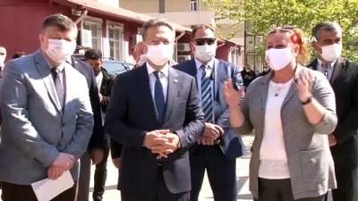 cekim -  Aydın'da özel öğrenciler spora yönlendiriliyor