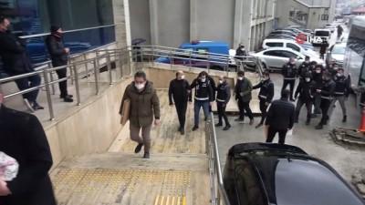 FETÖ Zonguldak yeniden yapılanması operasyonu: 15 şüpheli adliyede