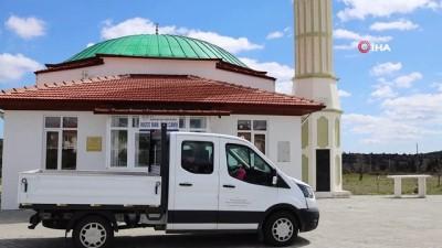 Menteşe'de Camilerde Ramazan temizliği