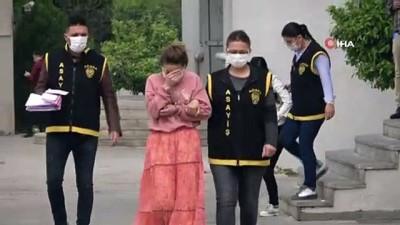 """hapis cezasi -  """"Mobil"""" kadın hırsızlar Adana'da yakalandı"""