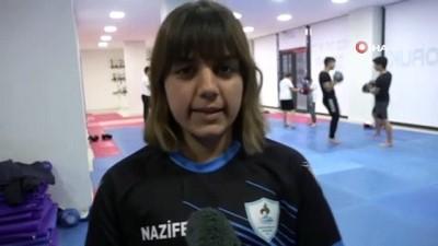 Pamukkale Belediyesporlu kick bokscular 1 altın ve 2 bronz madalya kazandı