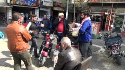 Şanlıurfa'da kurtuluş gazetesinin dağıtımı canlandırıldı