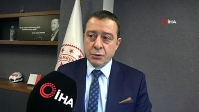 Trabzon İl Sağlık Müdürü Hakan Usta: 'Servislere yatan hasta sayısında artış gözlemleniyor'