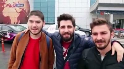 hapis cezasi -  Yasa dışı bahis sitesi reklamı yapan 'Kafalar' grubuna 10 ay hapis cezası kararı