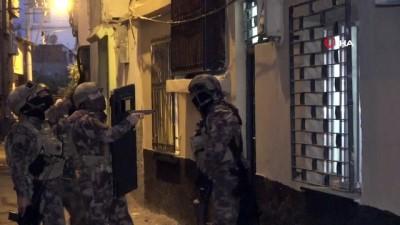 ozel harekat polisleri -  Adana'da şafak vakti DEAŞ operasyonu: Çok sayıda gözaltı karar