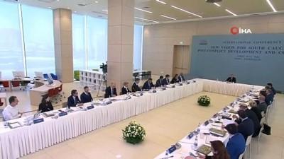 - Aliyev, Şuşa'ya atılan İskender-M füzesiyle ilgili Putin ile görüştü