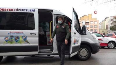 yurttas -  Atakum'da 4 binden fazla ihtiyaç kolisi ailelere ulaştırıldı