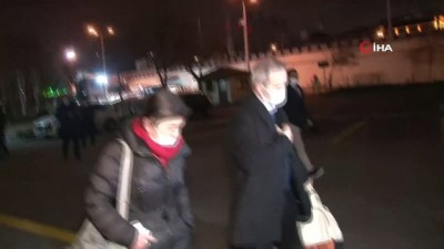 tutuklama talebi -  Bildiriye son halini veren emekli Tuğamiral Ergun Mengi adli kontrol şartıyla serbest bırakıldı
