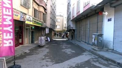 Kilis'te Ramazan ayının ilk gününde iş yerleri geç açıldı