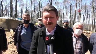 Orman köylüsü kesim hakkını geri istiyor