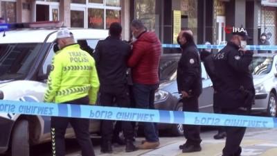 Otobüsün altında 160 metre sürüklenen adam feci şekilde can verdi