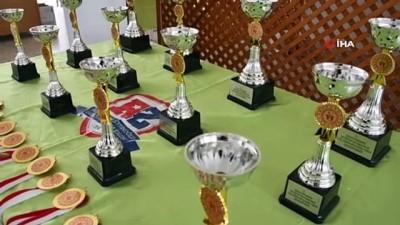 yuz yuze -  Pandemi döneminin ilk yüz yüze satranç turnuvası Söke'de