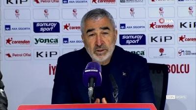 Samet Aybaba: 'Böyle bir maçı kazandığımız için çok mutluyum'