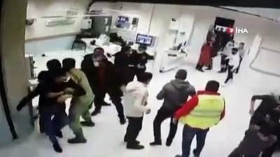 Sivas'ta dehşet...Hasta yakınları hastaneyi birbirine kattı: 8 gözaltı