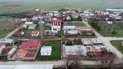 kisla -  Sivas'ta o köy bir yıl aradan sonra ikinci kez karantinaya alındı