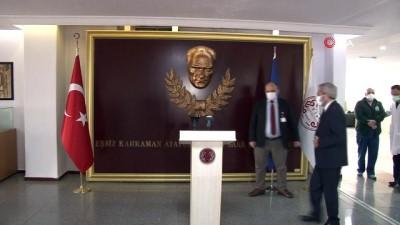 basbakan -  Ankara Üniversitesi Rektörü Ünüvar'dan Eski Başbakan Yıldırım Akbulut'un vefatına ilişkin açıklama