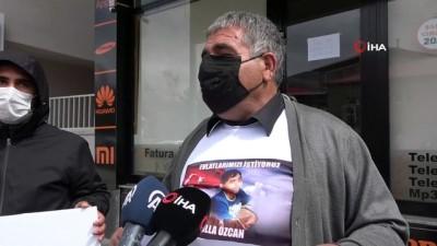 Çocukları dağa kaçırılan ailelerin HDP önündeki nöbeti sürdürüyor