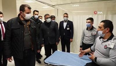 Dehşet anları kamerada...Hasta yakınları hastaneyi birbirine kattı: 8 gözaltı