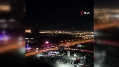 roketli saldiri -  - Erbil Uluslararası Havalimanı'na roketli saldırı
