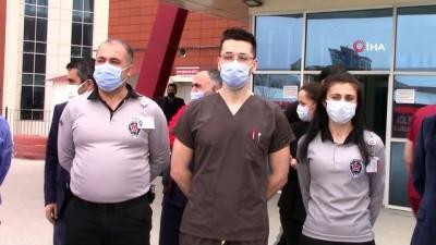 Sivas Sağlık Platformu'ndan saldırganlara tepki