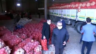cumhurbaskani -  TMO, Çorum'da ürün alımına başladı