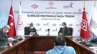 isbirligi protokolu -  TSE ve Gebze Teknik Üniversitesi arasında iş birliği protokolü imzalandı.