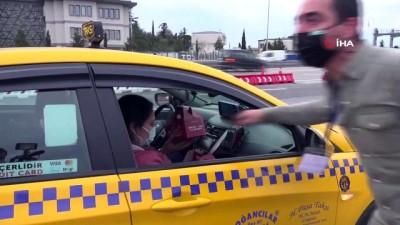 iftar yemegi -  Tuzla Belediyesi, iftar saatinde yollarda olan İstanbulluları unutmadı