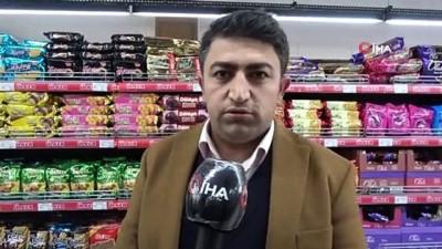 market -  Yüksekova'da Ramazan yoğunluğu